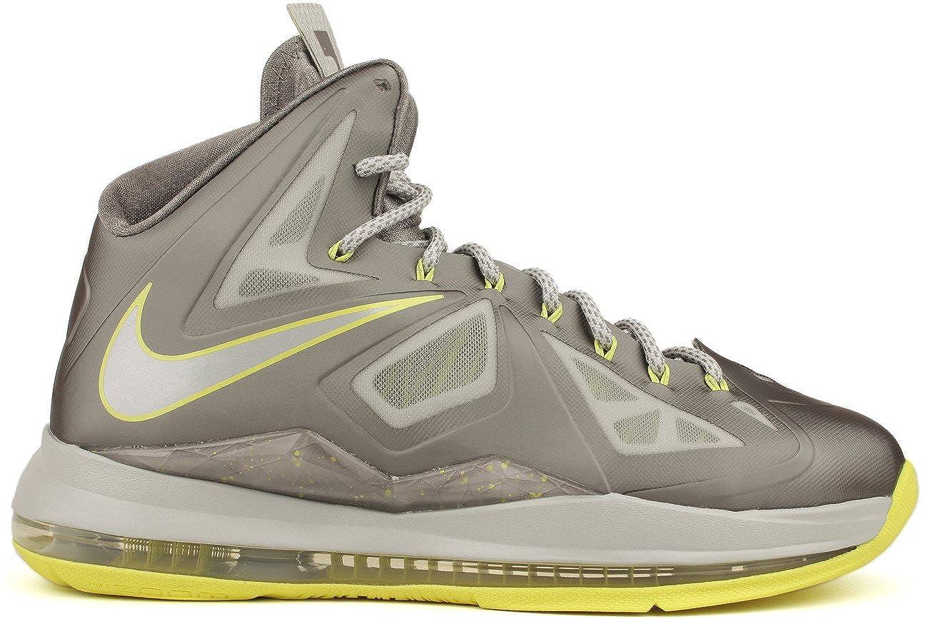 - Nike Lebron 10 'Gelb Diamond' - 541100-007