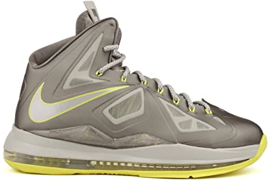 online retailer 8a044 55698 Nike LeBron X canary  quot yellow diamond quot  541100-007 ...