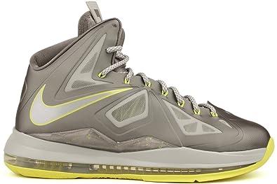 572d2e79e263 Nike LeBron X canary  quot yellow diamond quot  541100-007 ...