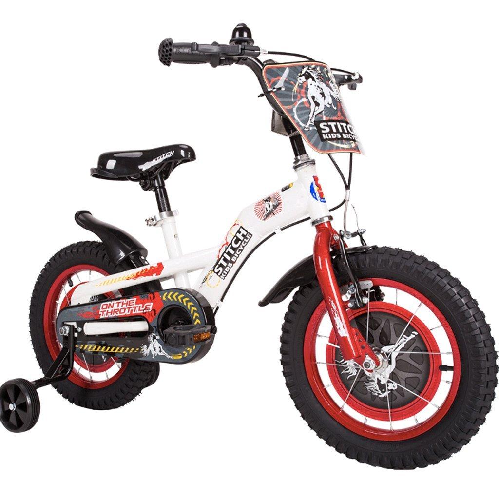 子供の自転車ベビーバイク2-12歳のベビーガールベビーカー12/14/16/18インチ (色 : A, サイズ さいず : 12インチ) B07D36YGY2 12インチ|A A 12インチ