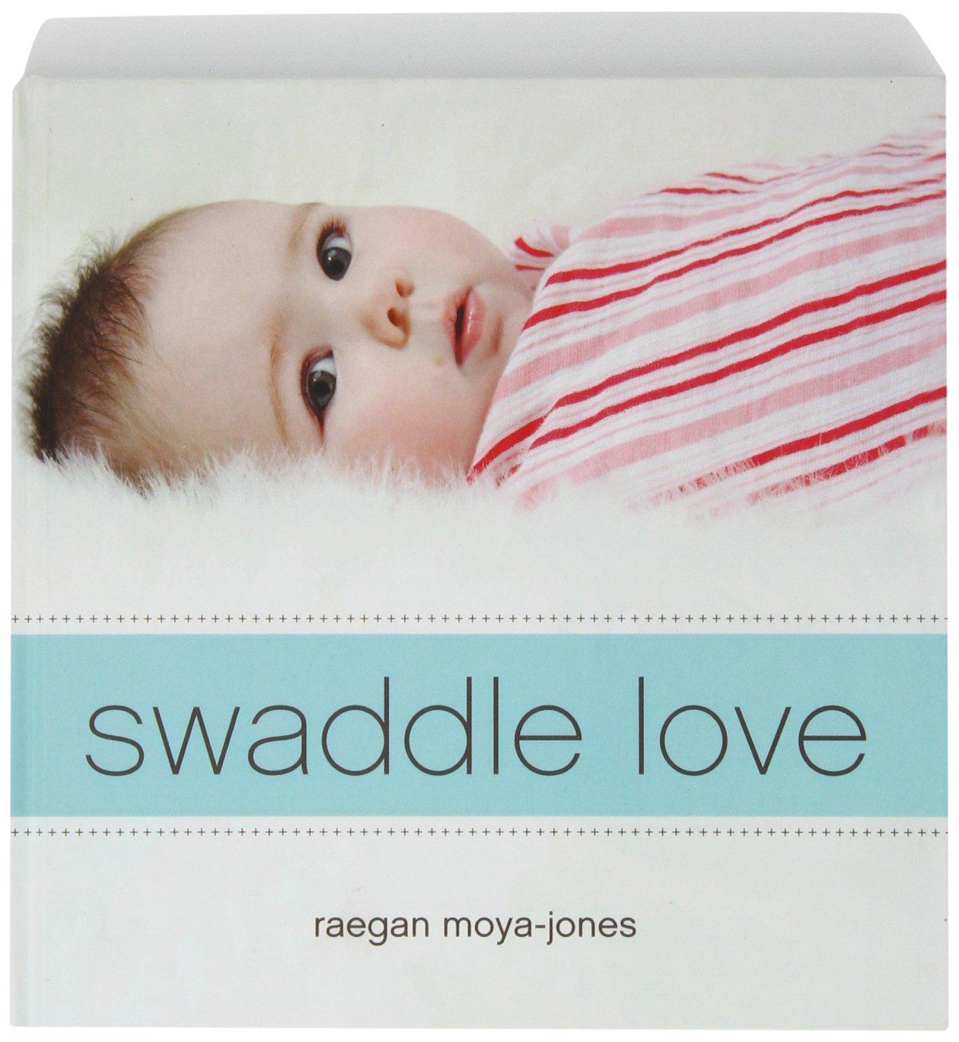 aden anais Swaddle Love Book