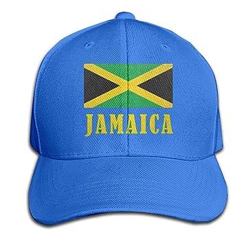 Osmykqe Jamaika Flaggen Unisex Summer Sunhat Ajustable Casual Golf ...