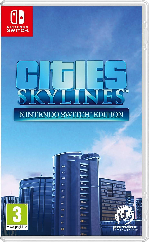Cities: Skylines (Nintendo Switch)