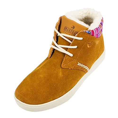 2006f0bd2a946 Brakeburn Ladies Parley Suede Chukka Ankle Boot: Amazon.co.uk: Shoes ...
