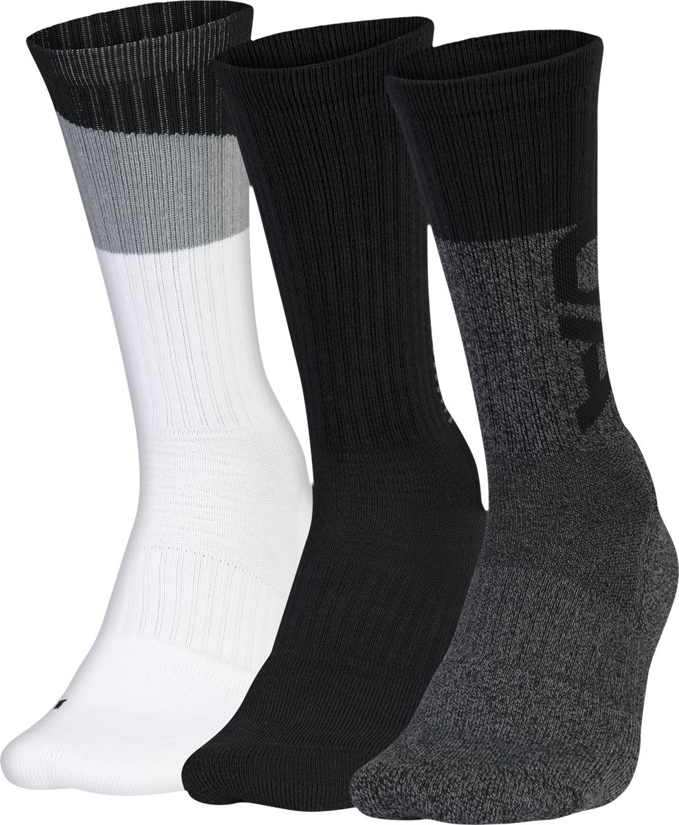 Under Armour Youth Phenom 3.0 Crew (3-Pack) Under Armour Socks U336B