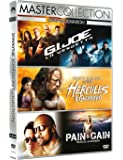 Dwayne Johnson Master Collection (3 DVD)