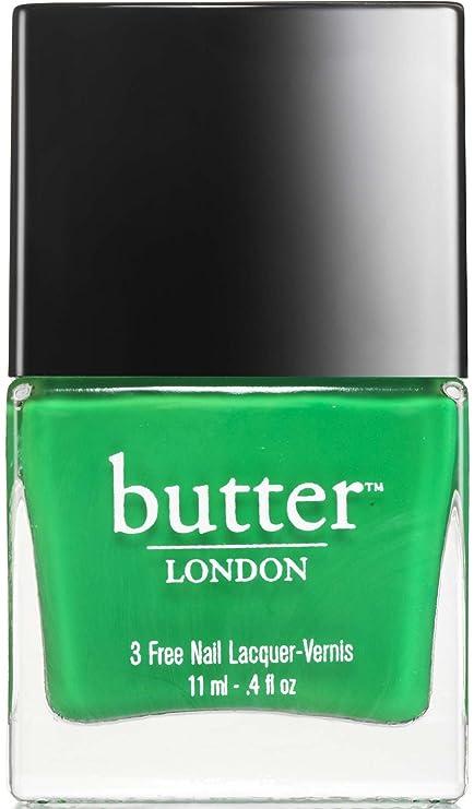 Butter London Laca De Unas Tonos Verde Amazones Belleza - Tonos-verde