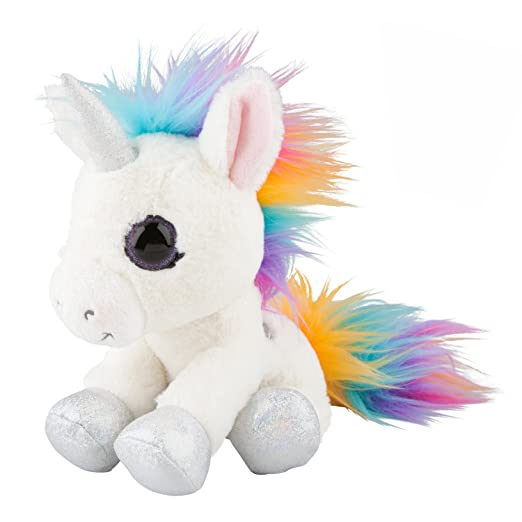 Depesche 5994 A Ylvi and the Minimoomis Pony Roosy 18 cm  mit Sound  Plüschtier