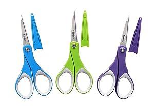 Scotch 6-Pack Precision Scissors, 5-Inch
