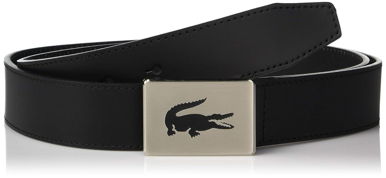 Lacoste Mens Classic Big Croc Buckle Belt