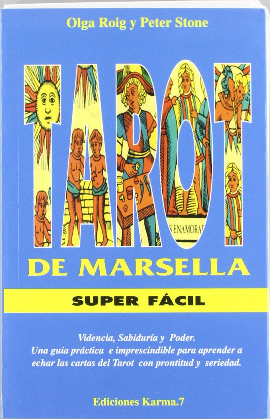 TAROT DE MARSELLA SUPER FÁCIL (PACK) VIDENCIA, SABIDURÍA Y ...