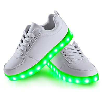 ac15e54249a LEADFAS Chaussures LED