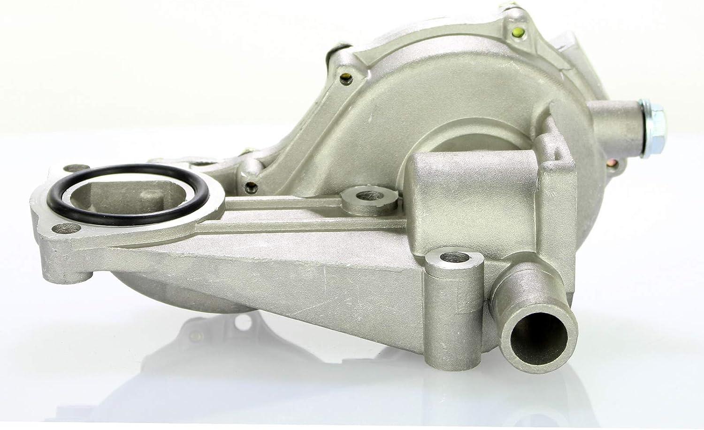Dichtung water pump Pumpe K/ühlfl/üssigkeit K/ühlkreislauf Mechanische Wasserpumpe