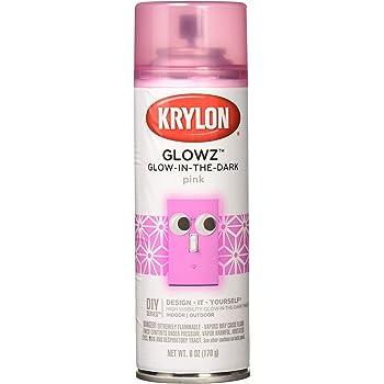 Amazon.com: Krylon K03155007 Glowz Spray Paint, Glow-In
