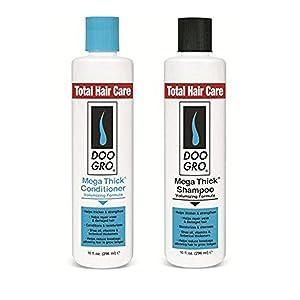 Doo Gro Mega Thick Volumizing Shampoo and Conditioner Duo Pack 300 milimeter