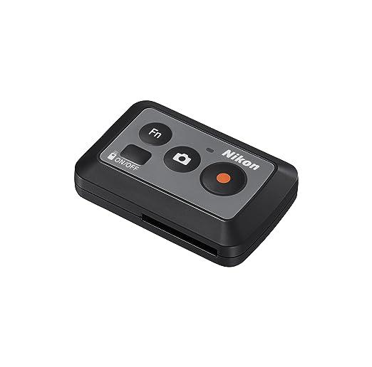 4 opinioni per Nikon Remote Control ML-L6 Comando a Distanza per KeyMission 360 e 170, Nero