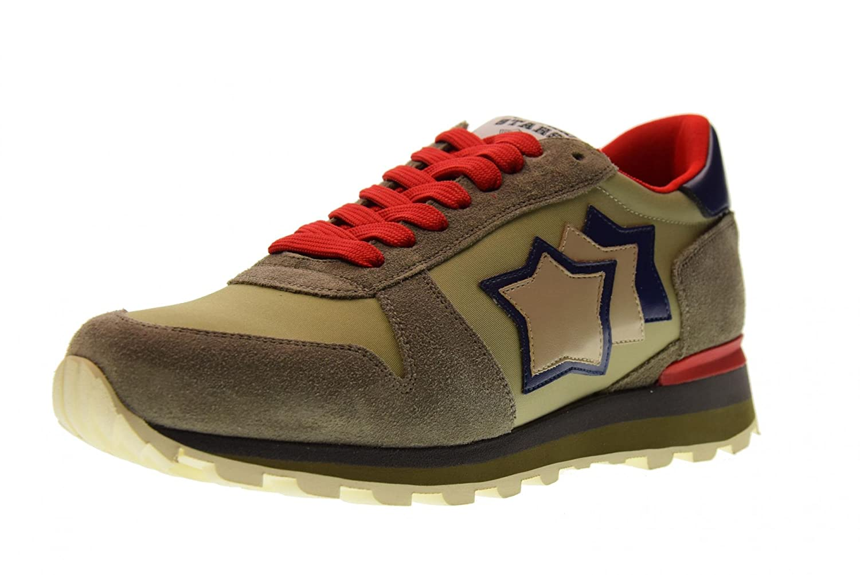Atlantic Stars Zapatos Hombres Zapatillas Bajas Sirius KS-PR-LSDR KAKHY 43 EU|Kakhy