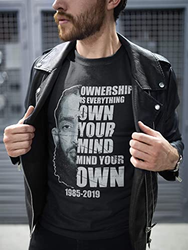 Amazon com: Nipsey-Hussle Ownership Everything Own Your Mind