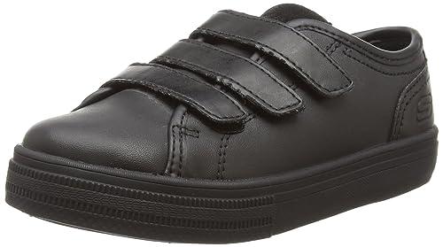 Skechers Grambler-Zeem, Zapatillas Para Niños, Negro (Black BBK), 28.5 EU