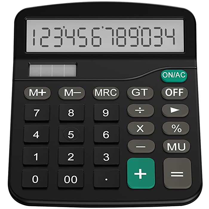 Helect H1001 Standard Function Desktop Calculator