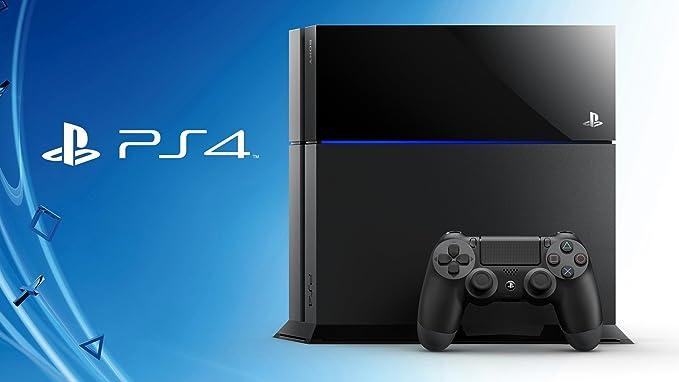 Sony PlayStation 4 - Consola de juegos - 500 GB HDD - negro ...