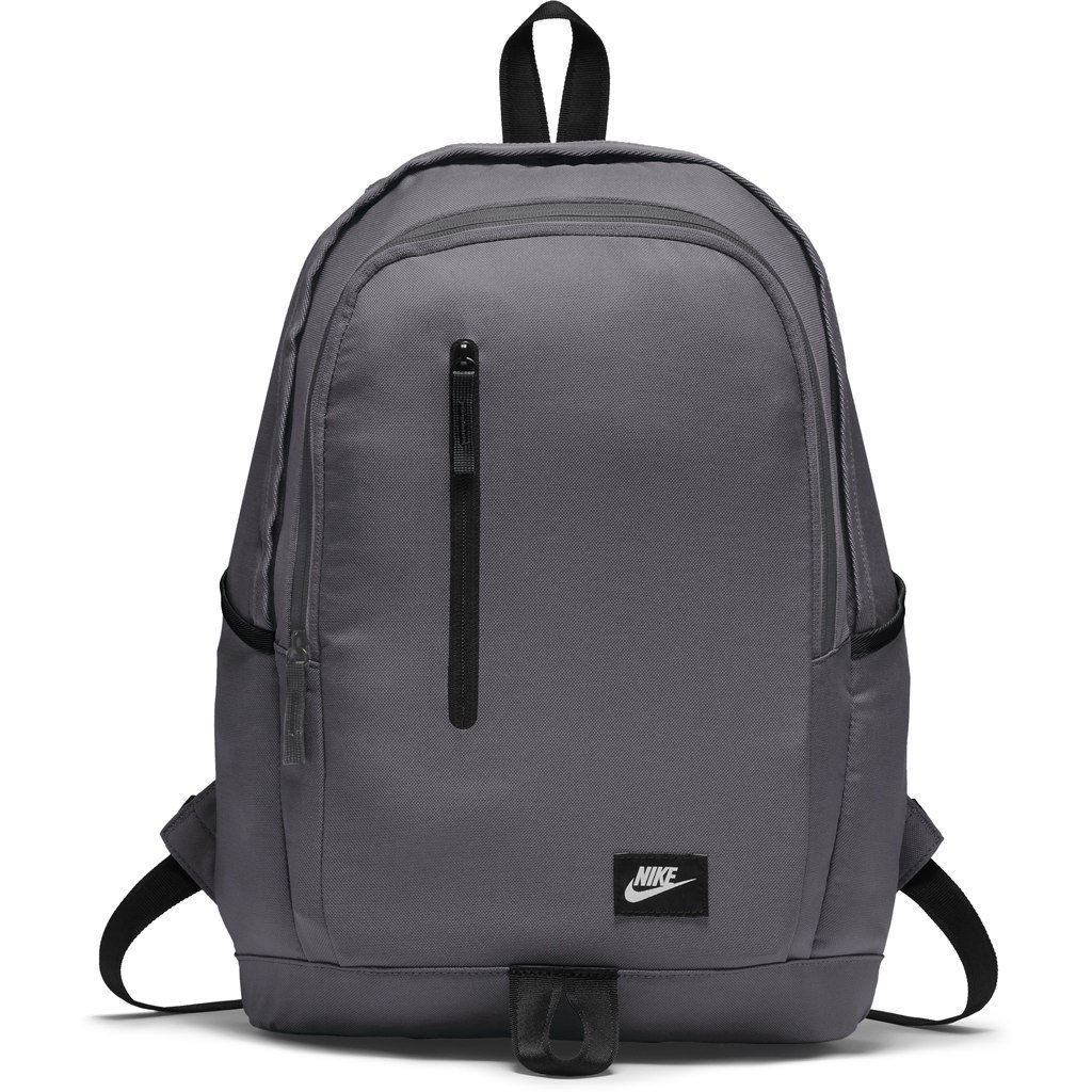 9cd37f9f475 Nike Men s All Access Soleday Sol Backpack, Grey (Dark Grey   Black    White), only size  Amazon.co.uk  Sports   Outdoors