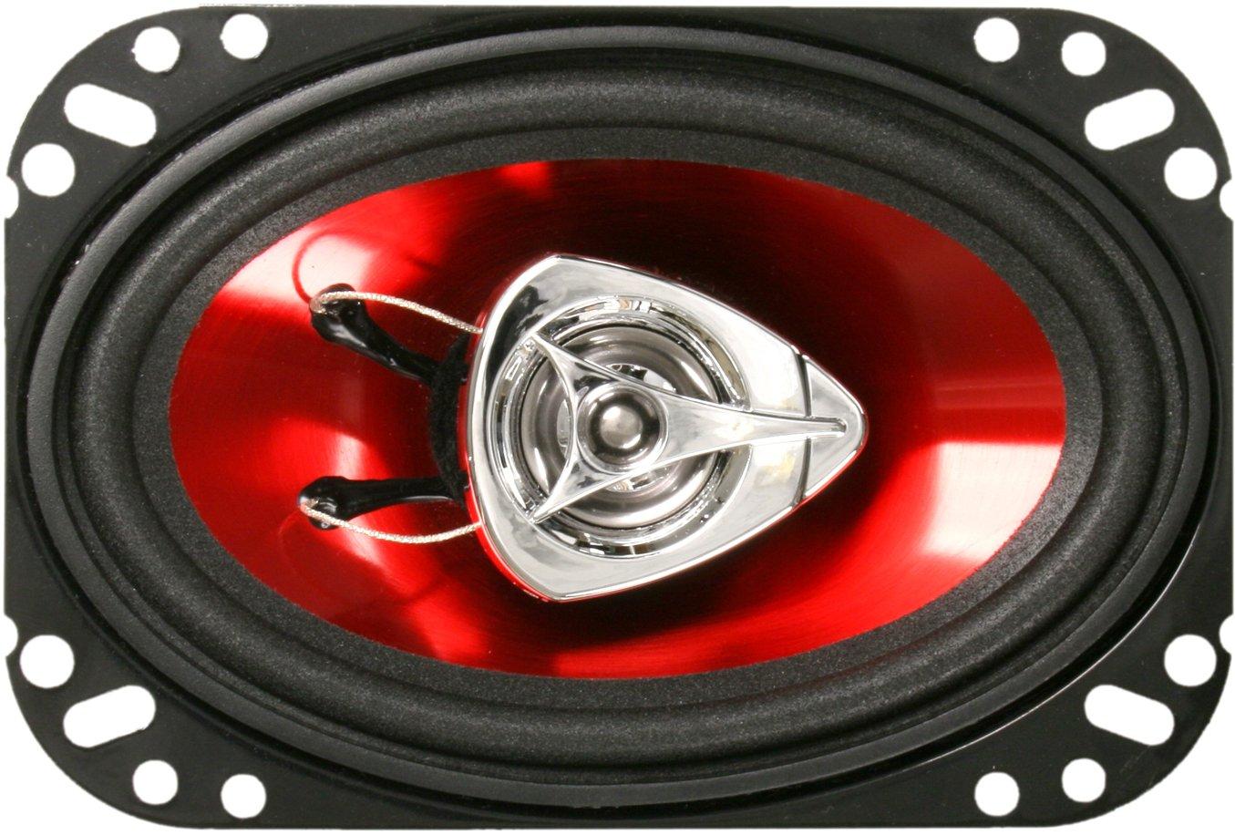 Boss audio Chaos Exxtreme 4'' x 6'' 2-Way 200W Full Range Speaker