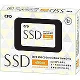 CFD販売 CSSD-S6B480CG3VX CFD CG3VX シリーズ SATA接続 SSD 480GB