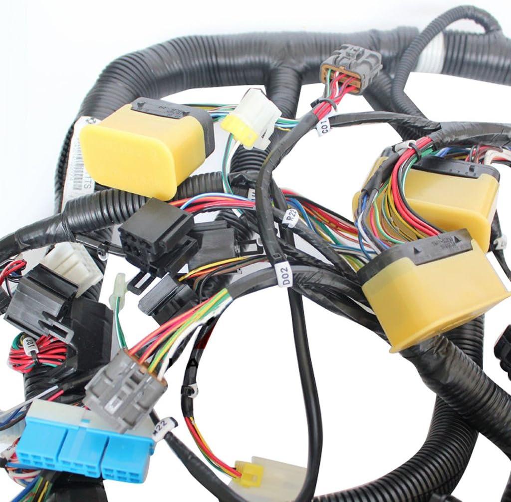 [DIAGRAM_1JK]  Amazon.com: Cabin Wiring Harness 208-06-71511 - SINOCMP Internal Wiring  Harness for Komatsu PC400-7 PC400LC-7 Excavator Aftermarket Parts, 3 Month  Warranty: Automotive   7 3 Wire Harness      Amazon.com