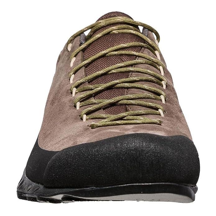 La Sportiva TX2, Stivali da Escursionismo Uomo, Multicolore (Carbon/Tangerine 000), 44.5 EU