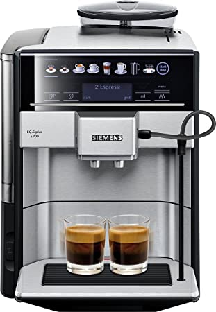 Amazon De Siemens Eq 6 Plus S700 Te657503de Kaffeevollautomat 1500