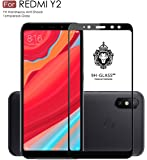 WOW Imagine Full Glue Edge-Edge Screen Protection for Xiaomi Mi Y2 (Black)