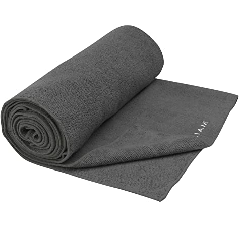 Amazon.com: Gaiam Athletic Yoga Series 2gripMAT Tapete ...