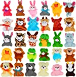 30 Pack Mini Plush Animals Toys Set, Aitbay Cute Small Stuffed