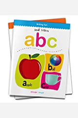 Small Letters ABC: Write and practice Small Letters a to z books for kids (Writing Fun) Paperback