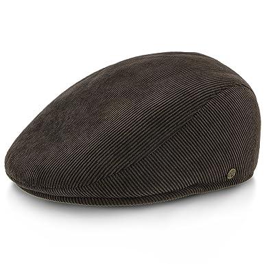 6dd221d469d43 The Guinness - Walrus Hats Corduroy Ascot Cap - Green -  Amazon.co.uk   Clothing