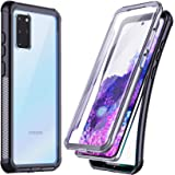 Temdan for Samsung Galaxy S20 Plus Case, Built-in Screen Protector Full Body Heavy Duty Shockproof Case Support Wireless…