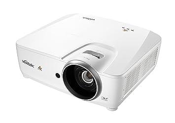 Vivitek HK2288-WH - Proyector de Cine en casa (2000 LM, Ultra HD ...