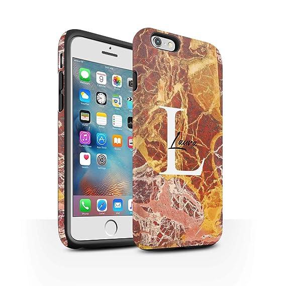 amazon com personalized custom marble stone fashion matte case for