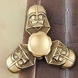 YouMiYa New Fidget Toy Star Wars Dark Warrior Hand Spinner Finger Stress Spinner Tri Spinner