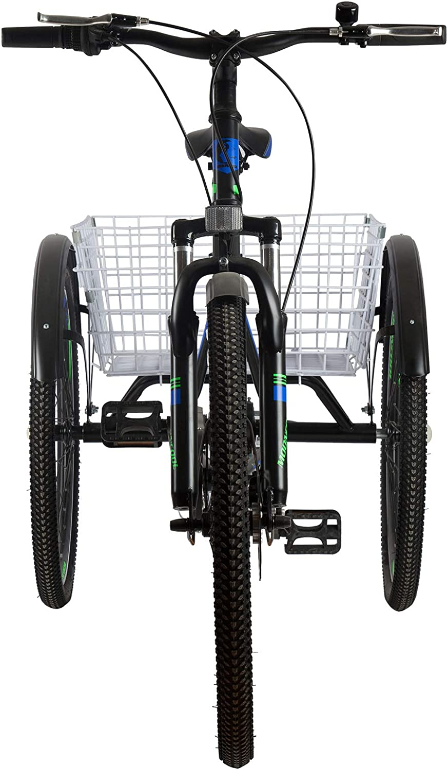 Youth with Shopping Basket Exercise Mens Womens Tricycles 24//26 Inch Adults Trikes for Seniors Slsy Adult Mountain Tricycle 7 Speed Three Wheel Bike