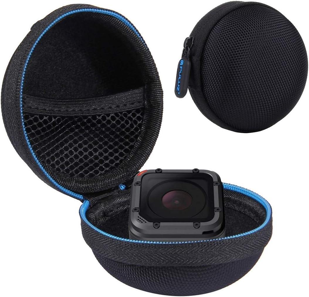 Black CHENYANTUB Camera Accessories Super Mini Storage Case Box for GoPro HERO5 Session //4 Session//Session Color : Black