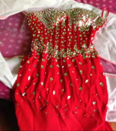 Amazon.com: Harshori Sweetheart Corset Style Bodice