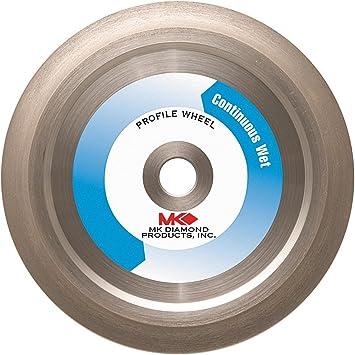 Mk Diamond 155853 Mk 275g 6 Inch Diameter 3 8 Inch Radius Profile Wheel Diamond Blades Amazon Com