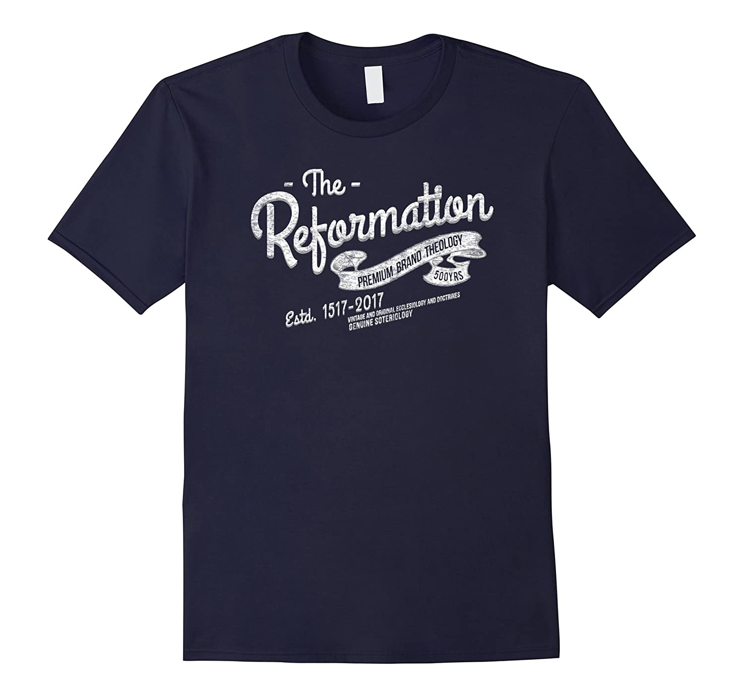 500th Anniversary Reformation Vintage Shirt CLASSIC-FIT-Art