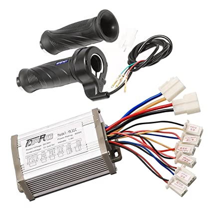 zxtdr 36 V 800 W Motor de velocidad cepillo Controller y ...