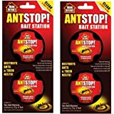 Ant Stop! Bait Station Home Defence Ant Stopper - 4 Bait Stations