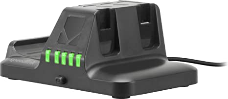 Quad Multi-Charger - Cargador para Nintendo Switch, Color Negro ...