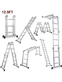 Extension Ladders Amazon Com