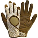 Digz Women's Garden Glove High Performance Signature Brown Size Medium (Part no 7252-26)
